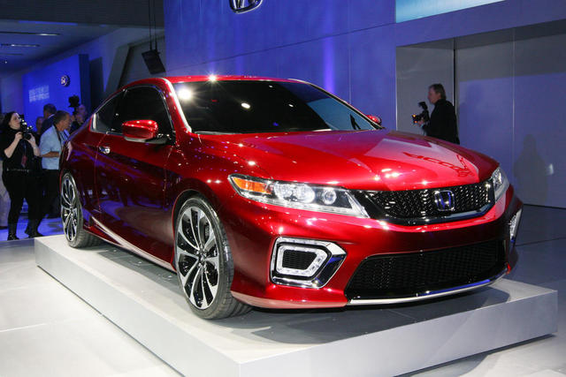 2013 Honda Accord Trim Levels and Traits Get Leaked