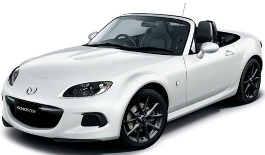 2013 Mazda MX-5 Miata Revealed