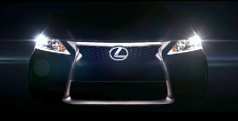 Lexus IS 2014  The New Revolutionary Series