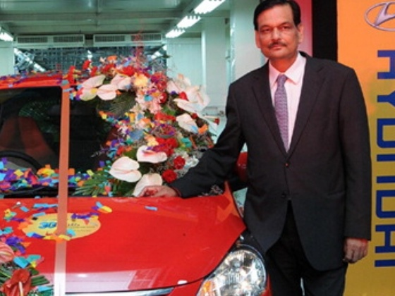 Arvind Saxena steps down from his post; resigns from Hyundai