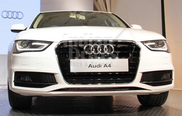 Audi A4's Facelift