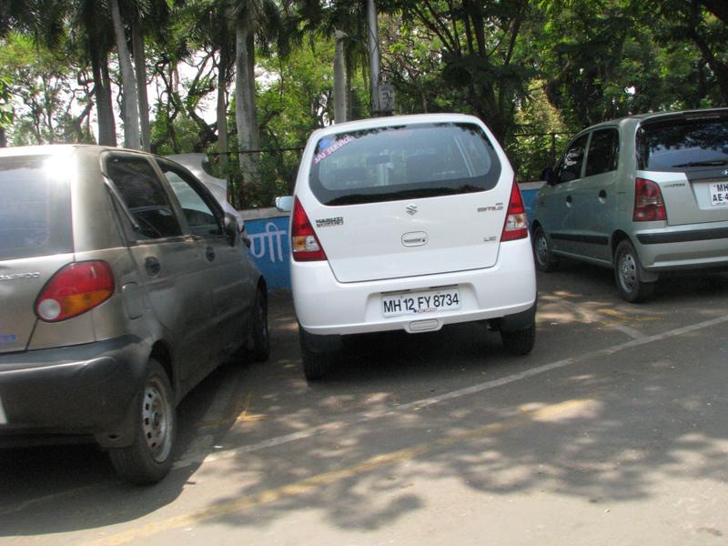 Car Park Assistance System