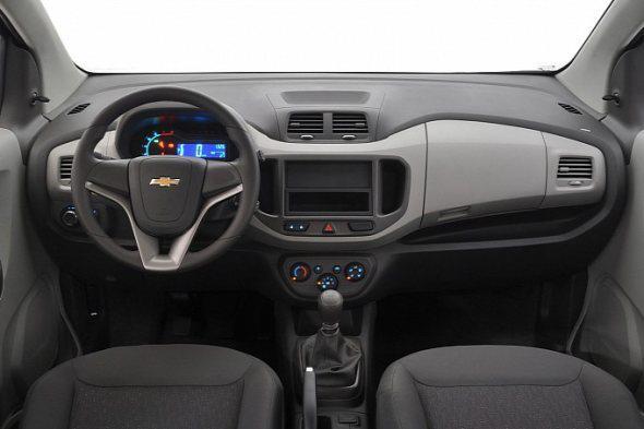 Chevrolet Spin Interiors