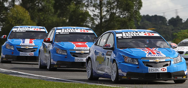 Chevrolet to Quit World Touring Car Championship