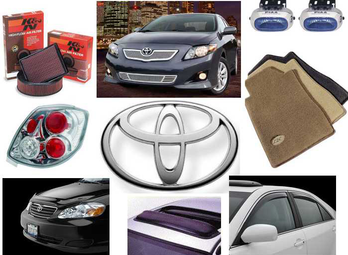 Enhance the Look of Your Car with Car Accessories