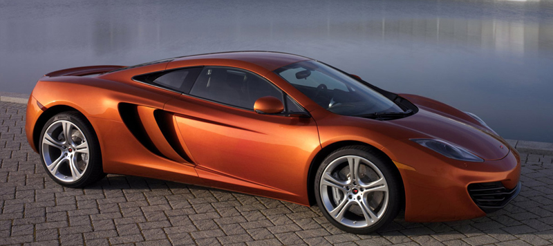 Experiencing the best of the McLaren Automotive's MP4-12C