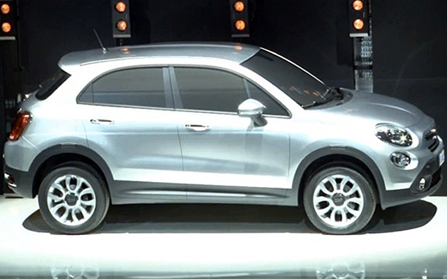 Fiat 500X Soon to Hit Indian Shores