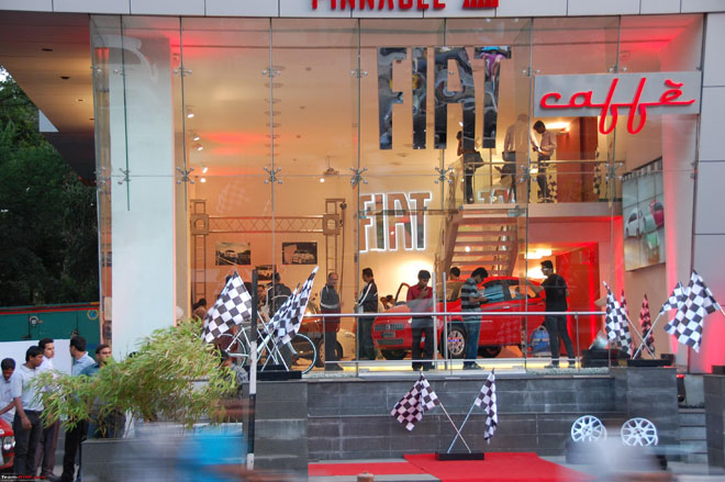 Fiat Caffe in Pune