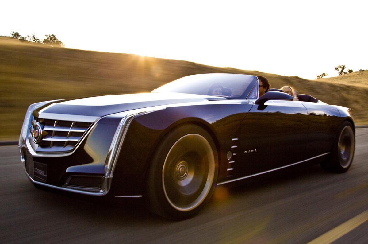 GM gives a go-ahead for Cardillac flagship