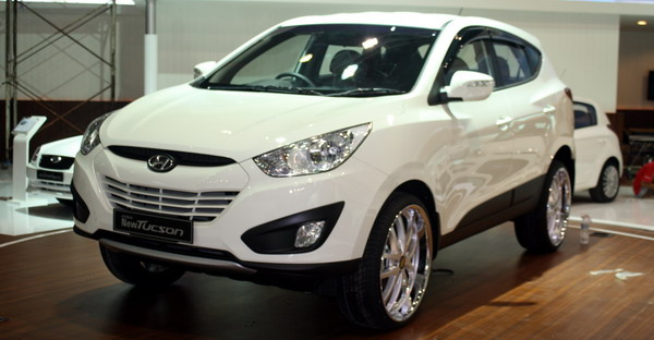 Hyundai Tucson might get a possible facelift
