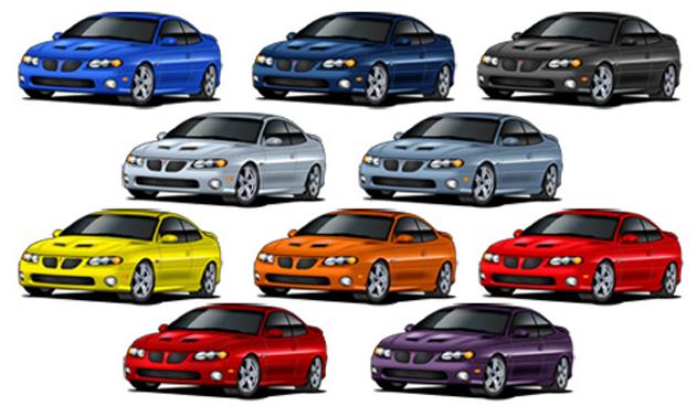 Impact of Car Colors