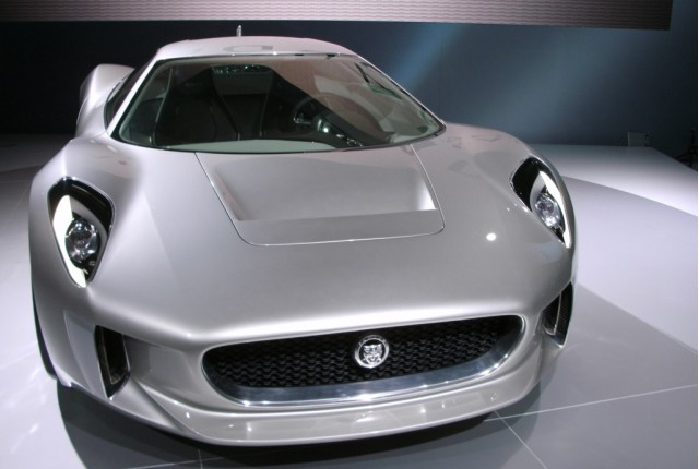 Jaguar C X75 to come with 4 cylinder turbo engine