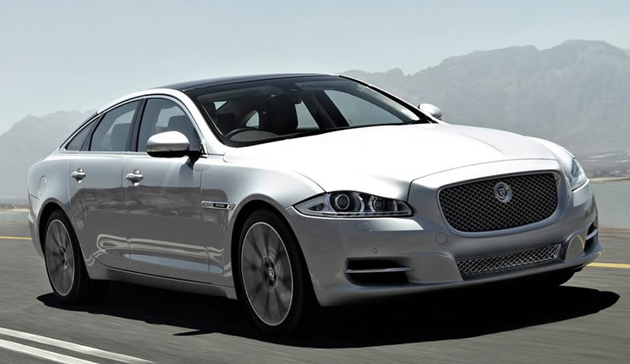 Jaguar ranks 2nd among industry in J.D Power and Associate study