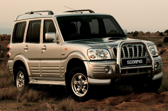 Mahindra Scorpio in India