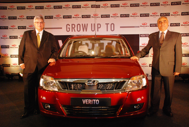 Mahindra and Mahindra launches