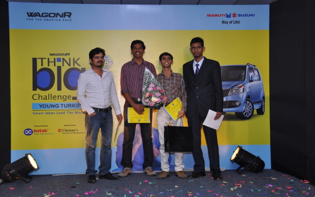 Maruti Suzuki to promote entrepreneurship amongst youth of this country