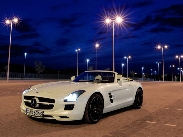 Mercedes Benz likely to launch SLC the baby SLS in 2014