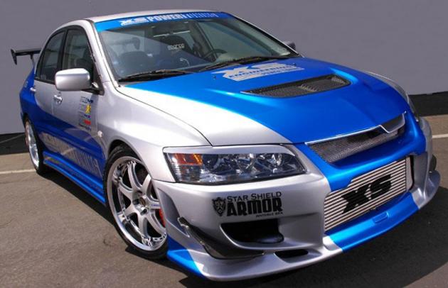 Mitsubishi U.K not to order more EvoXs after selling last ten