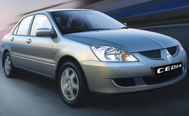 New Variant of Mitsubishi Cedia revealed