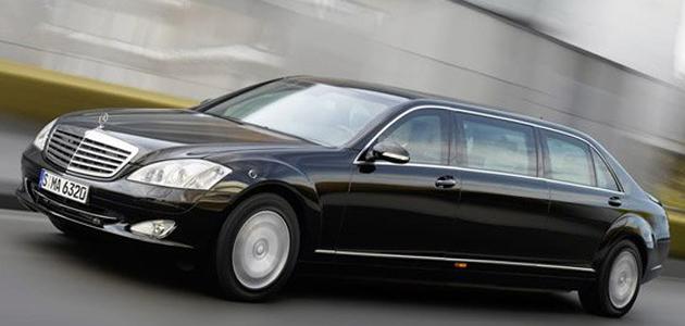 Pranab Mukherjees Rs 6 crore Mercedes S 600 Pullman