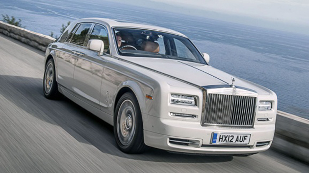 Rolls Royce Phantom facelift A Brief Look