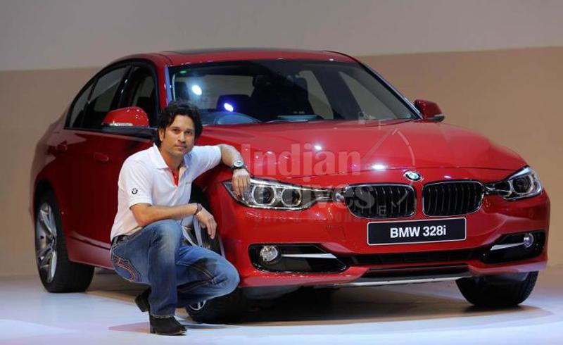 Sachin Tendulkar to BMW maiden brand ambassador