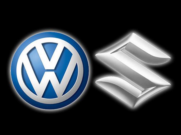 Suzuki looking to buy back its shares in Volkswagen