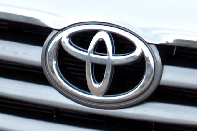 Toyota stepping properly in to the electronic world