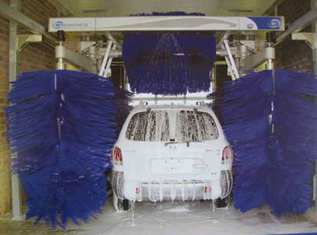 Trend of Automatic Car Wash