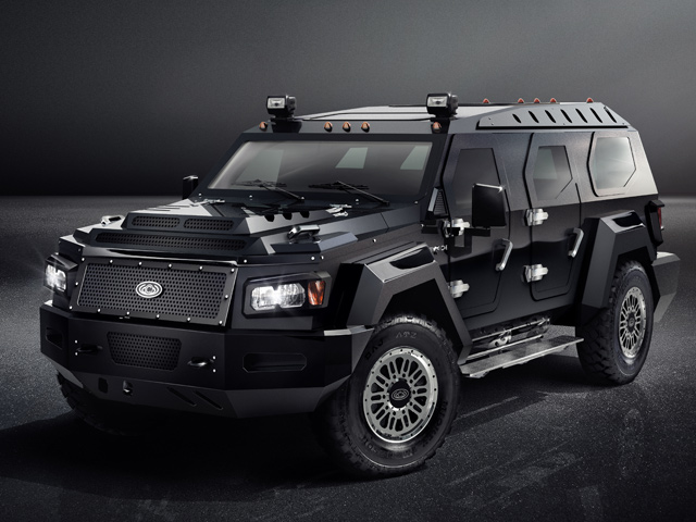 2012 Conquest Evade revealed
