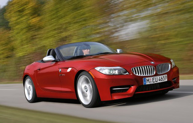 2013 BMW Z4 M Performance to be launched