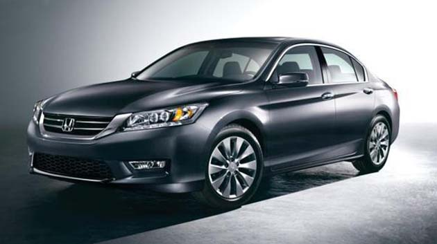 Earth Dreams engine to power 2013 Honda Accord