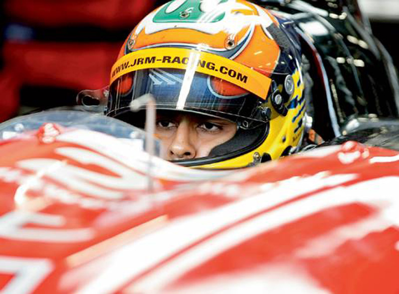 6 hours Silverstone gets finished by Karun Chandhok in 7th Position