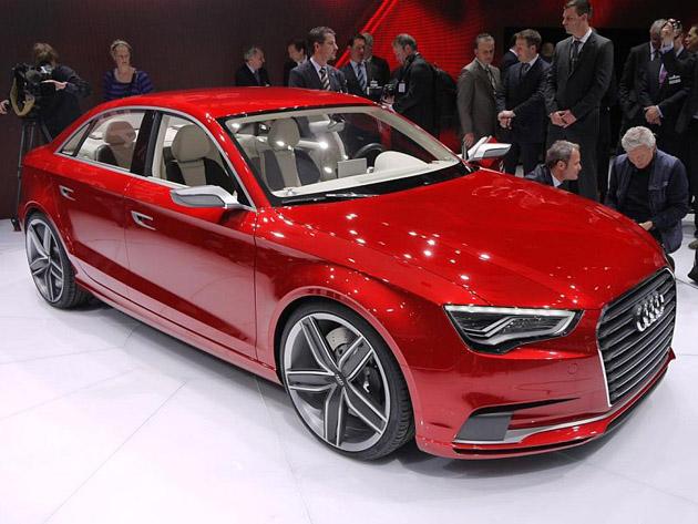 Audi A3 Sedan coming to India