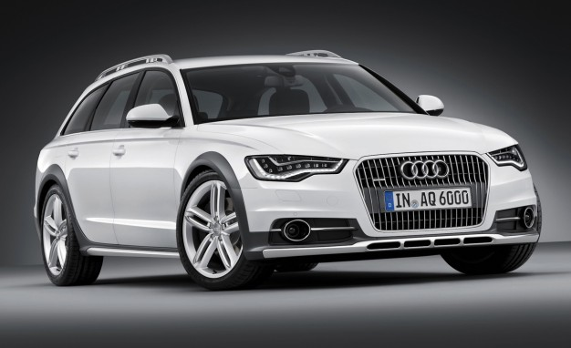 Audi A6 Allroad And Its British Impact