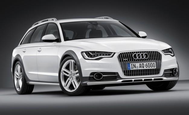 Audi A6 Allroad and its British impact