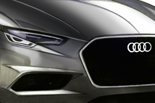 Audi to initiate development of its 2016 entry level MPV