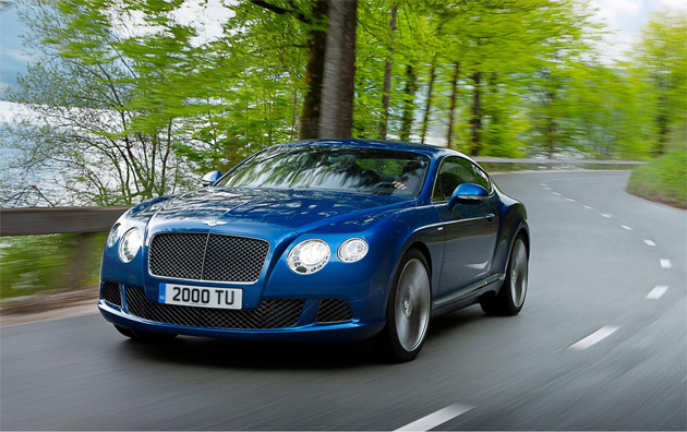 Bentley looking to make North American debut of its two new models