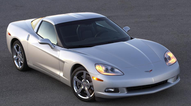 Corvette becomes America's lightest sportscar