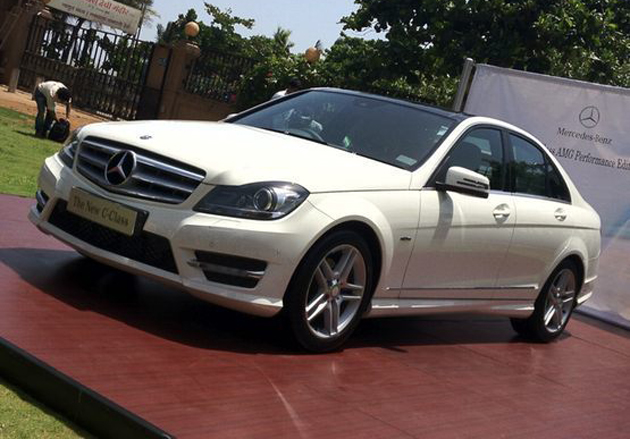 First Mercedes Benz showroom opened in Lucknow