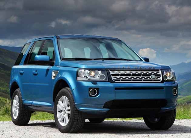 Freelander 2 upgraded, coming to India soon