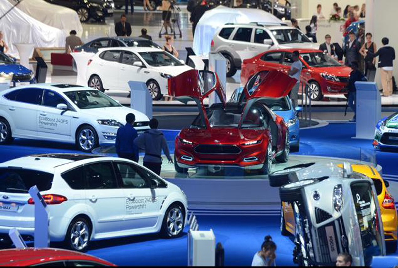 GM to make investment of $1 billon in Russia within 5 years