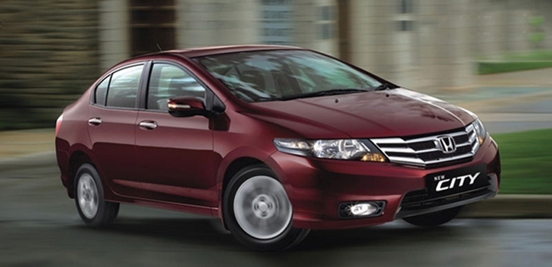 Honda All Set To Introduce City's CNG Version