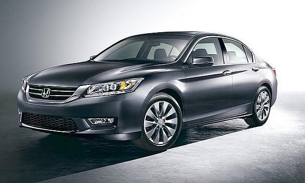Honda reveals the ninth-generation Accord