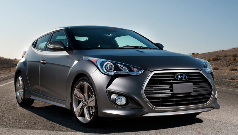 Hyundai Veloster Turbo SE gets launched in UK
