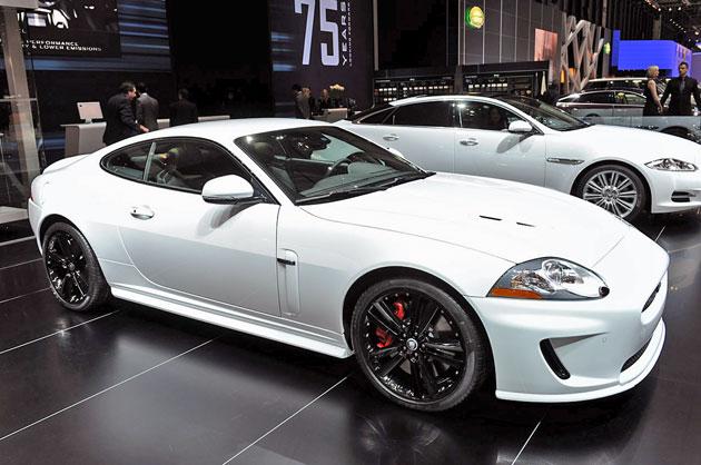 Jaguar India reveals XKR special edition