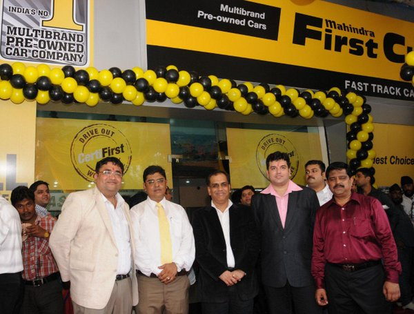 Mahindra First Choice Wheels gets fourth dealership in Thane