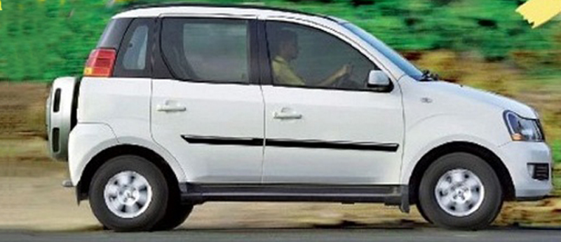 Mahindra Quanto to Be Rolled Out By Next Month