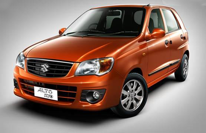 Maruti Suzuki Planning to launch CNG version of Alto K10