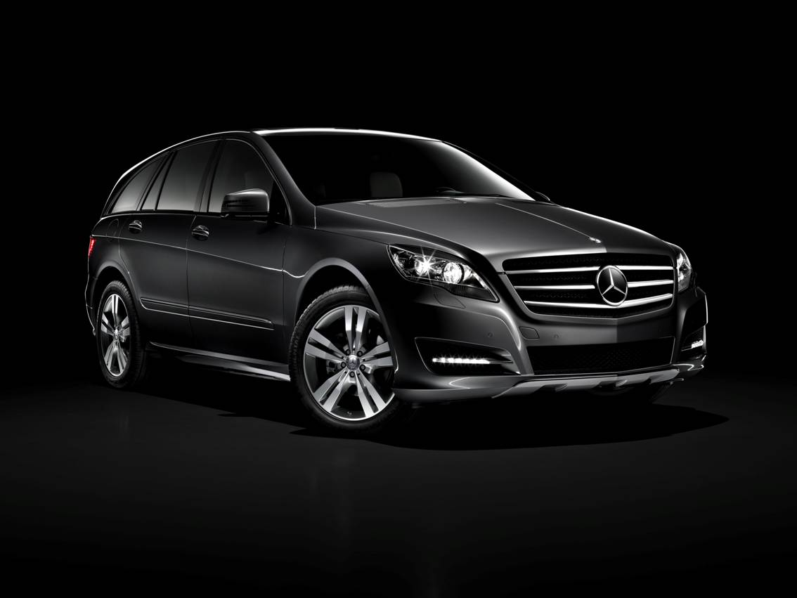 Mercedes Benz R350 CDI 4MATIC launched